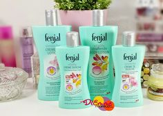 Review - Aromatherapy with products Fenjal - Diemmemakeup @fenjal
