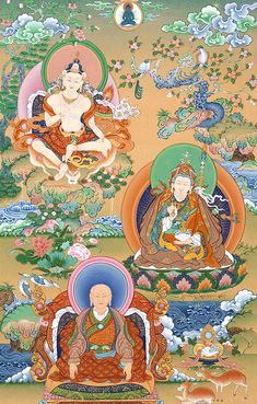 Rigbai Kujyug - The Six Vajra Verses — with oral commentary by Chogyal Namkhai Norbu Rinpoche