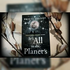 Preeti Shenoy's latest romantic fiction It's All in the Planets, on Relationships, speaks about the effect of destiny on our lives.