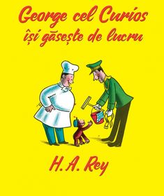 "Read ""Curious George Takes a Job (Read-aloud)"" by H. Rey available from Rakuten Kobo. Curious George runs away from the zoo and after many adventures ends up a movie star. Good Books, My Books, Book Of Job, Curious George, Animation, Children's Literature, Read Aloud, Smiley, Books Online"