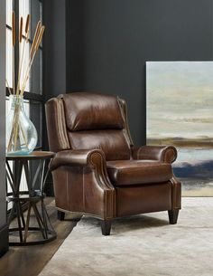 Bradington-Young Chairs available through Fitterer's Furniture in Ellensburg, Wa.