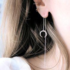 New piercing conch diamant 67 ideas Ear Jewelry, Cute Jewelry, Gemstone Jewelry, Jewelery, Jewelry Accessories, Jewelry Design, Labret Jewelry, Jewelry Holder, Pandora Jewelry