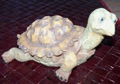 Turtle Figurine Reptile Magic Creations Figure Penny Auctions, Turtle Figurines, Reptiles, Magic, Animals, Ebay, Animales, Animaux, Animal Memes