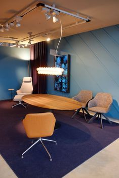 See the latest from leading Brands, Architects, Designers and Art Directors Design Trends, Architects, Conference Room, Designers, Interior Design, Table, Furniture, Home Decor, Art