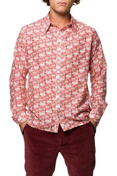 Camisa  110M Mark-silk por snobiliaire en Etsy