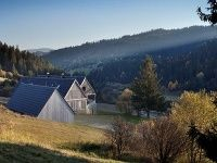 Family House in Orava / A.LT architekti Family House in Orava / A. House Roof, My House, Country Modern Home, Modern Barn, Rural Area, Residential Architecture, House Architecture, Beautiful Homes, Building A House