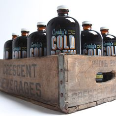 Grady's Cold Brew Iced #Coffee Concentrate
