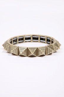 Studded Stretch Bracelets