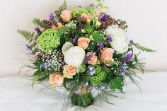 Whimsical Woodland Fairytale Wedding Bouquet http://www.lisadawn.co.uk/
