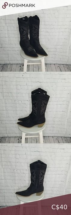 Women's Bonnie western boots Like new condition. Reposhing this item I purchased from @maggester. Loved it, but ready to rotate for something new. Super comfortable but a little too long of a point for my style. Hope someone else can enjoy these like new boots. So comfortable, that all I want to say. Questions? Leave a comment below! Bonnie Shoes Wedges Tie Up Sandals, Brown Wedge Sandals, Leather Wedge Sandals, Leather Wedges, Eagle Shoes, Lace Wedges, Sam Edelman Heels, Michael Kors Wedges