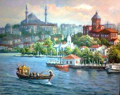 ressam Bülent YILMAZ