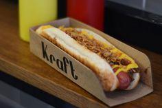 Kraft Hot-Dog : hot-dog à la new-yorkaise en plein cœur du Marais