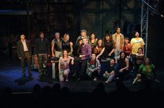 Rent #4 Cast ~ Palm Canyon Theatre (Palm Springs, CA)