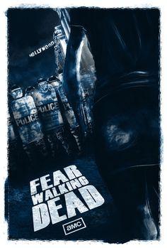Fear the Walking Dead tribute by Luke Butland