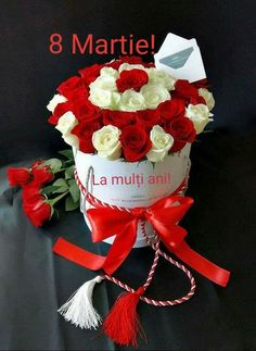 Beautiful Flowers, Beautiful Pictures, 8 Martie, Birthday Cake, Rose, Desserts, Plants, Romania, Party