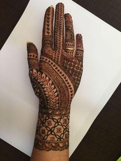 Here are the best and stylish Party Mehndi Design, make your hands beautiful and gorgeous by creating these mehndi designs.