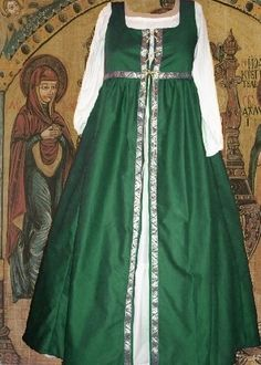 SCA Garb Medieval Renaissance Costume Super by camelots0closet, $47.00