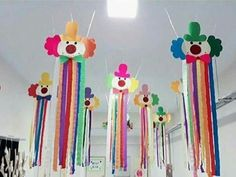 Fasching Fasching for likes pictures Kids Crafts, Clown Crafts, Circus Crafts, Carnival Crafts, Carnival Themes, Preschool Crafts, Diy And Crafts, Arts And Crafts, Circus Birthday
