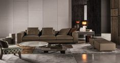 Discover designer sofas from top design brands. Wide variety - 3 and 5 seater sofas, corner and modular sofas available . Shop now on Clippings where leading designers buy furniture and lighting! Sofa Design, Furniture Design, Interior Design, Wall Design, Modular Sofa Uk, 5 Seater Sofa, Contemporary Sofa, Sofa Set, Duvet
