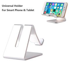 Jinwode Universal Cell Phone Stand : Charging Mobile iPhone Stand, Dock, cradle, Holder For All Smartphone : iPhone 7 6 6s plus 5 5s 4s 4 ,Samsung S3 S4 S5 S6 S7 Accessories, desk, Tablet -- Awesome products selected by Anna Churchill