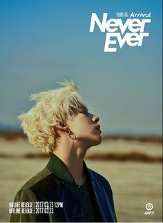 GOT7's BamBam is a stunning blonde in teaser images and clip for 'Flight Log: Arrival' | allkpop.com