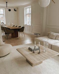 Interior Design Inspiration, Home Interior Design, Room Inspiration, Interior Architecture, Dream Home Design, House Design, Living Room Decor, Living Spaces, Aesthetic Room Decor