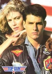 Top Gun- This and An Officer and a Gentleman were my favorite movies for years.