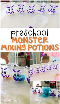 Preschool: Halloween - Mrs. Plemons' Kindergarten