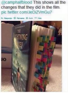 """logaylerman: """" ademigodswift: """" nicodiangelio: """" you can hate the percy jackson movies but you'll never hate them as much as rick riordan does """" """" and he didn't even watch them """" Percy Jackson Movie, Percy Jackson Quotes, Percy Jackson Fan Art, Percy Jackson Fandom, Percy Jackson Crafts, Percabeth, Solangelo, Rasengan Vs Chidori, All The Bright Places"""