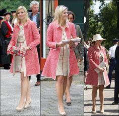 Koningin Máxima bij jubileum Thomashuizen   ModekoninginMaxima.nl
