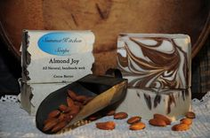 Swirled With Real Chocolate From Summer Kitchen Soaps