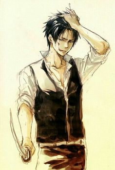 Hijikata Toushirou | Gintama | ♤ #anime ♤