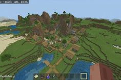 Click on the photo to visit www.tanishascraft.com and get the seed #, coordinates, photos, and video of the seed. Biomes, Windows 10, Vr, Nintendo Switch, Xbox, City Photo, Photo Galleries, Seeds, Explore