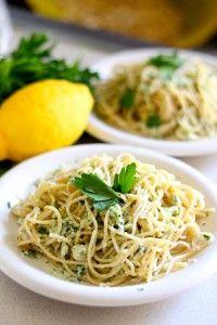 creamy avocado pasta | Eat Good 4 Life