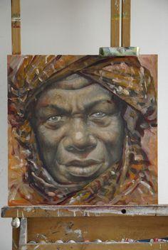 Pintando ando... en proceso :) yo.robledoarte.com