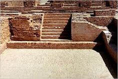 Harrappa's Great Bath Ruins Bronze Age Civilization, Indus Valley Civilization, Mohenjo Daro, Archaeological Survey Of India, Social Organization, Hindu Culture, Sitting Posture, Greatest Mysteries, British Army