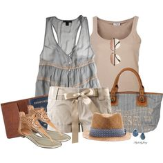 """""""She Wore A Fedora"""" by stylesbyjoey on Polyvore"""