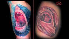 Biggest Tattoo Fails In History Bad Tattoos Fails, Big Tattoo, Watercolor Tattoo, History, Historia, Temp Tattoo