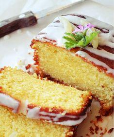 Lemon Recipes, Sweets Recipes, Greek Recipes, Cake Recipes, Greek Sweets, Greek Desserts, Candy Cakes, Cupcake Cakes, Sweets Cake