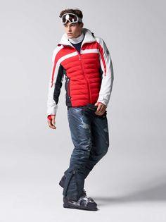 Ski Fashion, Sport Fashion, Mens Fashion, Fashion 2018, Mens Ski Wear, Sport One, Snowboarding Outfit, Snow Outfit, Ski Gear