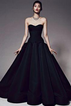 Zac Posen Pre-Fall 2014 Fashion Show Collection