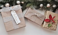 Chic Wrapping paper and amazing holiday gifts from Marshalls