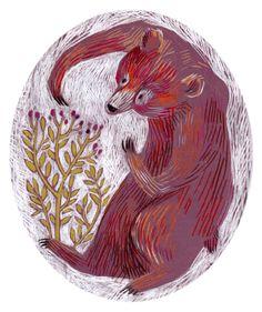 On the way making Character Art, Character Design, Bear Illustration, Bear Art, Art Memes, Cute Bears, Animal Drawings, Painting Inspiration, Illustrations Posters
