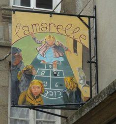 Lamarelle