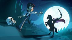Netflix estrena su primera serie animada hecha en México: 'Las Leyendas' - http://webadictos.com/2015/09/19/las-leyendas/?utm_source=PN&utm_medium=Pinterest&utm_campaign=PN%2Bposts