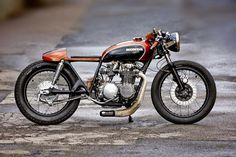 I think that custom bike builds generally come in two forms. There are  those built to adhere to a particular style or genre such as C...