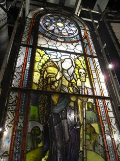Warner Bros. Studio Tour London - The Making of Harry Potter, Leavesden Picture: The 'crying' stained-glass window from the Goblet of Fire - Check out TripAdvisor members' 26,141 candid photos and videos.