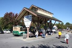 Pigeon Forge Trolley Stop