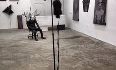 Lovely Art Exhibition: BLACK BEACH | artist collective OCCULTER