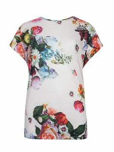 Oil painting print t-shirt by Ted Baker, from House of Fraser, see site for pricing